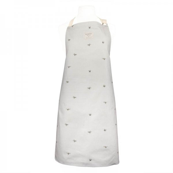 Bee and Stripe Adult Apron
