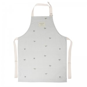 Bee and Stripe Child's Apron