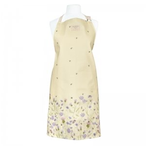 Bee and Flower Adult Apron