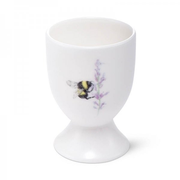Bee and Flower Goblet Egg Cup