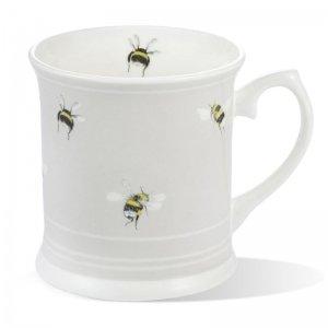 Grey Bee Mug