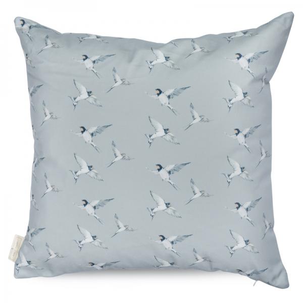 Swallow Cotton Cushion