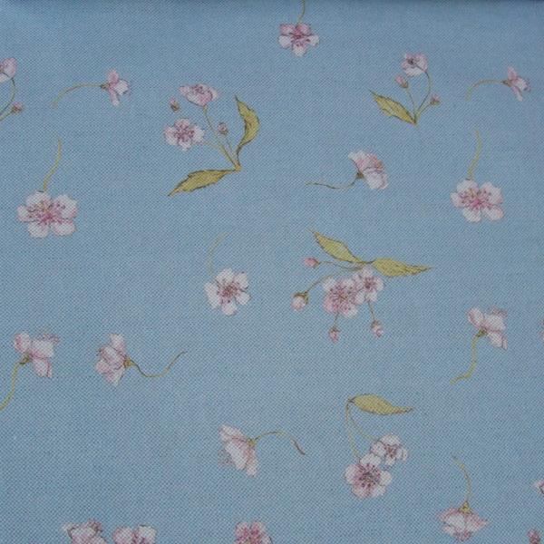 Blossom Dawn Sky Fabric