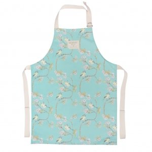 Childs Apron Blue Tit on Blossom