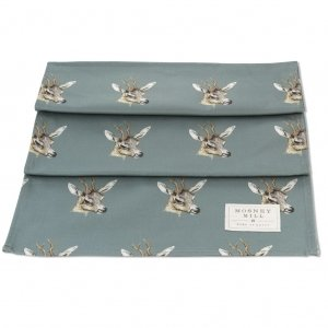 Deer Table Runner