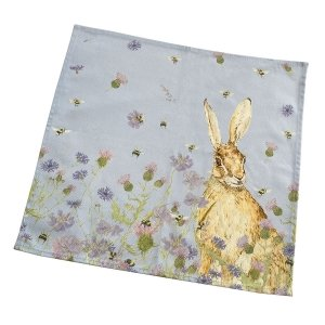 Hare & Wildflower Napkins