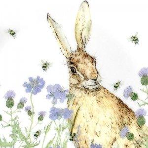 Hare & Wildflower